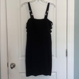 Charlotte Russe Black Mini Dress